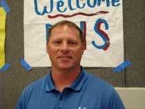 Dublin Unified School District Special Education Teacher Eric Hamilton