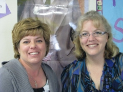 DUSD Murray Elementary School Shellie Wilmott and Judie Greenhouse