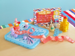 GoldieBlox and the Spinning Machine Construction Toy for Girls 2