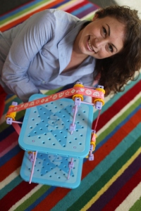 GoldieBlox Founder Debbie Sterling 1