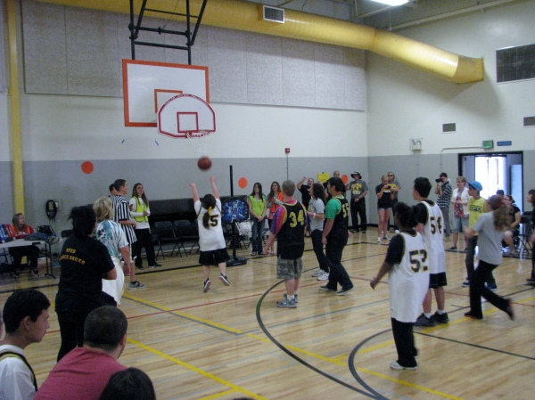 Special Olympics of Northern California Event at Granada High School