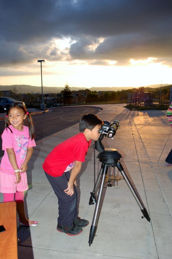 UC Berkeley Astronomy Department Demonstration