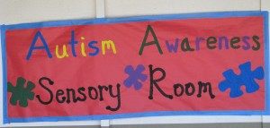 Dublin Elementary School Autism Awareness Sensory Room 1