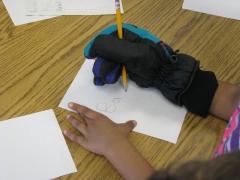 Dublin Elementary School Autism Awareness Sensory Room Station 1