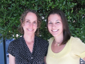 DUSD Language and Social Skills Teachers Jeanne Kane and Keira Andresen