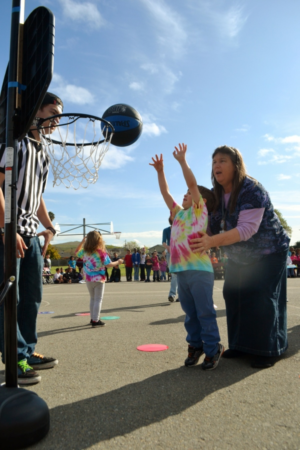 Frederiksen Special Olympics Event - Photo credit Debby Day - PE Teacher 1