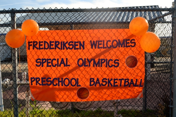 Frederiksen Special Olympics Event - Photo credit Debby Day - PE Teacher