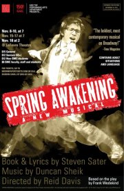 St Marys College of California Spring Awakening Production