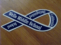 Wells Middle School California Distinguished School
