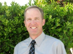 Wells Middle School Principal Kevin Grier