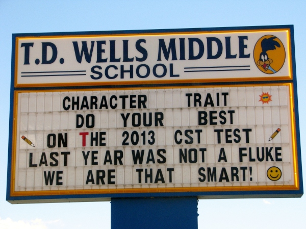 Wells Middle School