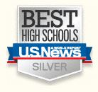 Dublin High School US News and World Report Silver Medal