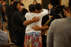 Jazzin for a Cure 2013 - Dublin High School Freshman Performs Solo for Mother Battling Cancer