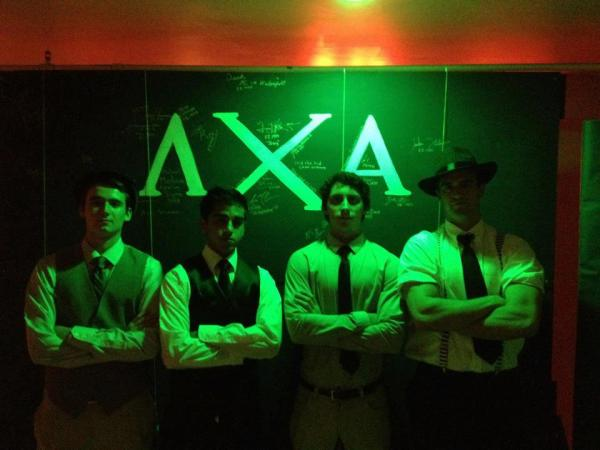 UCLA Lambda Chi Alpha's Great Gatsby Quarterly with Ronil Bhatia