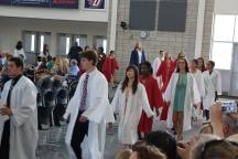 Dublin High School Baccalaureate Class of 2013 - 2