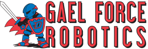 Dublin High School Gael Force Robotics Logo
