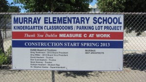 Murray Elementary School Construction Update