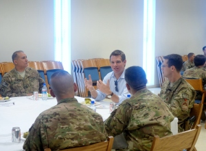 Swalwell in Afghanistan