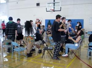 Valley High School Challenge Day 2013