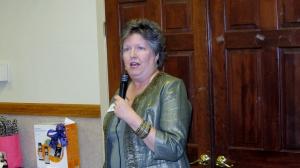 Breast Cancer Fundraiser Sandra Wing