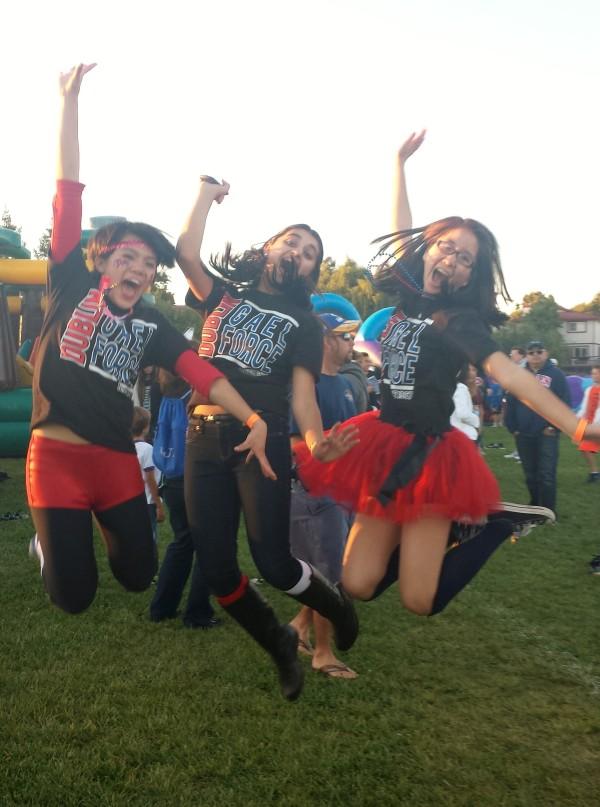 Dublin High School Homecoming 2013 Carnival - 2