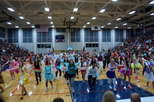 Homecoming Skit Rally