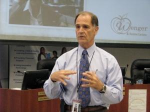 DUSD Superintendent Dr Stephen Hanke