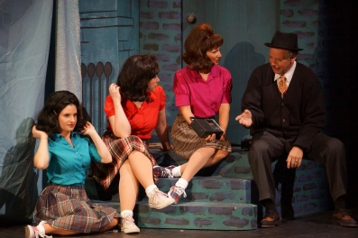 Little Shop of Horrors Pacific Coast Repertory Theatre Production - 10