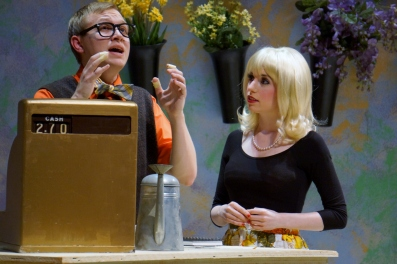 Little Shop of Horrors Pacific Coast Repertory Theatre Production - 21