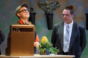 Little Shop of Horrors Pacific Coast Repertory Theatre Production - 7