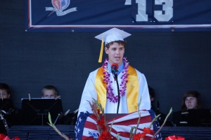 Ryan McRee Commencement Speech