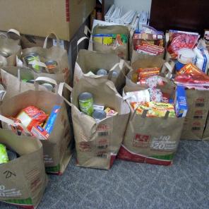 Dublin Rotary Holiday Kindess donations 1