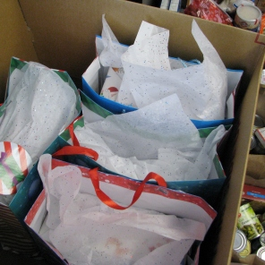 Dublin Rotary Holiday Kindess donations 2