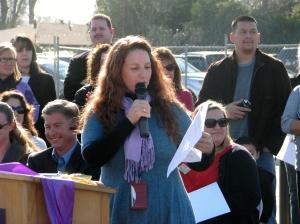 Principal Carrie Nerheim