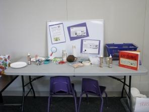 Murray Elementary School Celebrates Opening of Kindergarten Complex Student Display