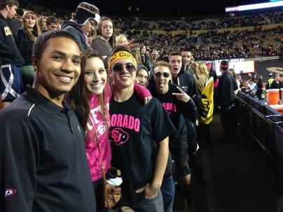 University of Colorado Boulder School Spirit 2