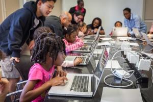 Black Girls Code Classroom 2