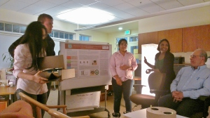 Stanford Student Project Presentation