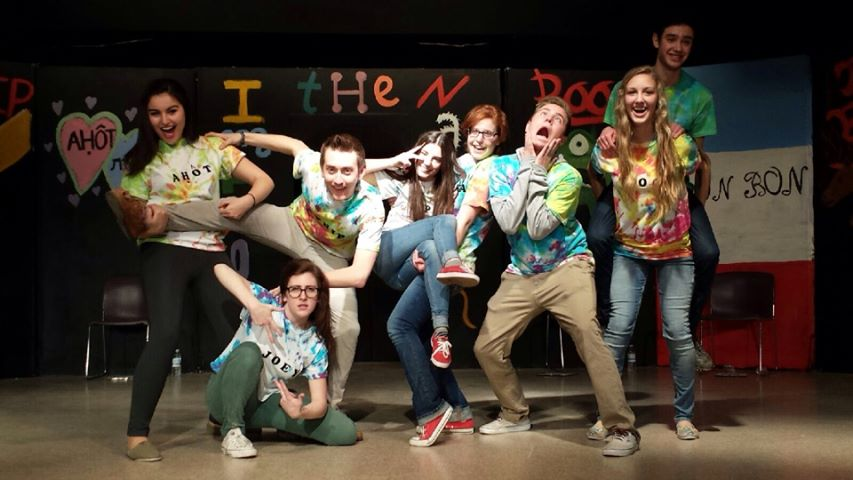 Improv at Dublin High School – Highwire Theatre Without a ...