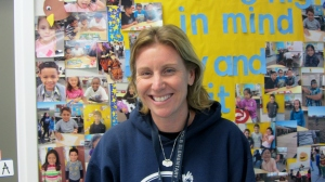 Kolb Elementary School Teacher Trisha Hahn