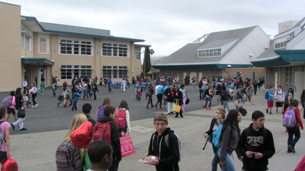 Wells Middle School Campus