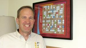 Wells Middle School Principal Dr. Kevin Grier