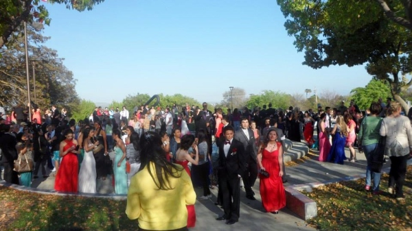 Dublin High School Junior Prom 2
