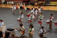 Fallon Middle School Drumline 3