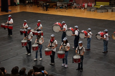 Fallon Middle School Drumline