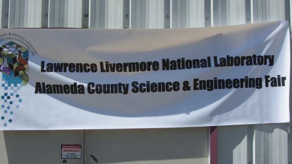 Lawrence Livermore National Laboratory Alameda County Science and Engineering Fair