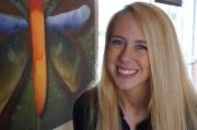 Dublin High School and Penn State Graduate Melyssa Lloyd