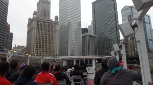Dublin High School Irish Guard Band Chicago Trip Downtown Chicago
