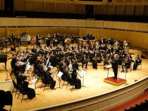 Dublin High School Irish Guard Band Chicago Trip Symphony Hall