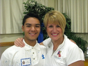 Matt Romero-Salas and Annette Musso